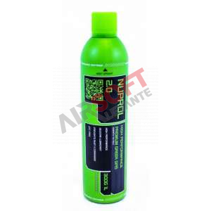 Gas Nuprol Green Gas 2.0 1000ml