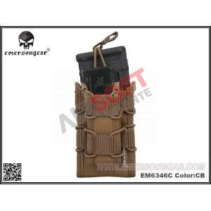 Porta-Cargador 5.56 + Pistola taco EMERSON