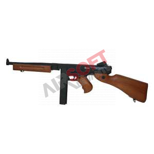 Thompson Military M1A1 Imitación Madera