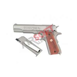 Colt M1911 Serie 70 Co2 Cromada