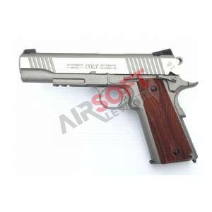 Colt M1911 Rail Gun Co2 Cromada
