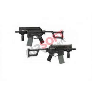 M4 Amoeba CCR 001 Negro