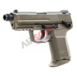 VFC - HK 45 Compact Full Metal Tan