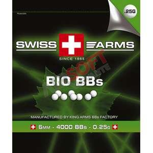 Bolas Bio Swiss Arms 0.25g 1kg