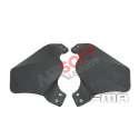 Protección Oreja FMA Casco Goma Negro