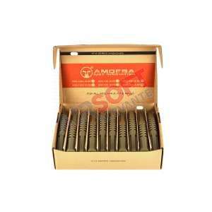 Cargador M4 Amoeba Abs 140bbs Pack 10 Tan