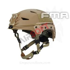 Casco FMA Mic FTP Bump - Rosca TAN