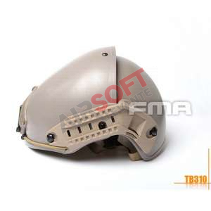 Casco Air Frame FMA Tan