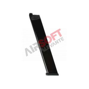 Cargador G17 GBB Ampliado - WE