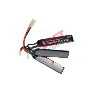 Bateria Lipo ASG 11.1v 1300 mah 25c