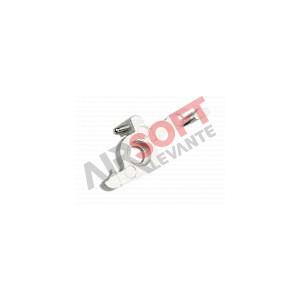 Cut Off LEVER ASG V3 Plata