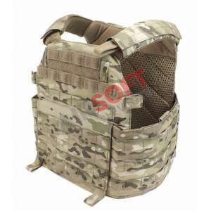 DCS Plate Carrier (Warrior) - Multicam