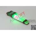 Luz V-Lite FMA Velcro Verde