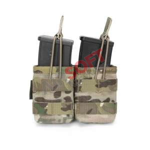 Porta cargadores doble G36 Open - Multicam - Warrior