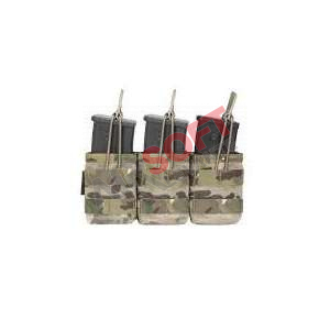 Porta cargadores triple G36 Open - Multicam - Warrior