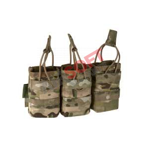 Porta Cargador Triple AK - Multicam - Warrior