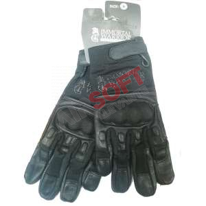 Guantes Immortal Warrior COMBAT negro