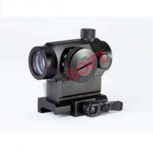 Visor Micro T1 Gen2 montura Negro