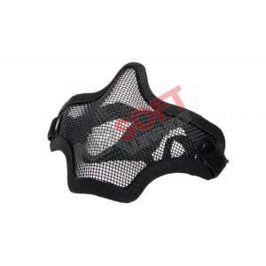 Mascara Rejilla Stalker - V2 - Negro
