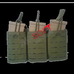 Porta Cargadores triple IMWG- OD