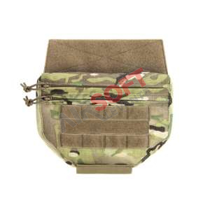 Pouch Abdominal MULTICAM - Warrior