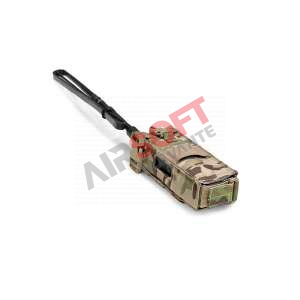 Pouch Porta Radio PEQ (Warrior) - Multicam