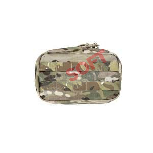 Pouch Multiusos ZIP - Horizontal - Multicam - Warrior
