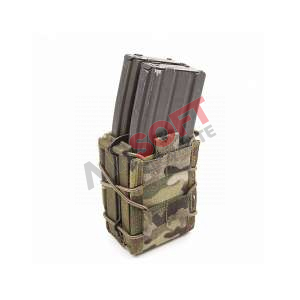 Doble Quick Porta Cargador 5.56 - Multicam - Warrior