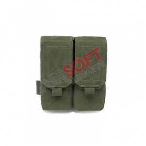 Pouch Doble M4 Normal - OD - Warrior