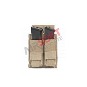 Porta Cargador doble pistola - Warrior