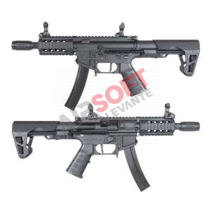 Fusil PDW 9mm SBR Shorty - King Arms