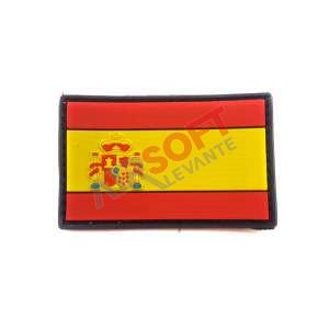Parche PVC Bandera ESPAÑA