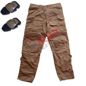 Pantalones Tacticos G3 DELUXE - TAN