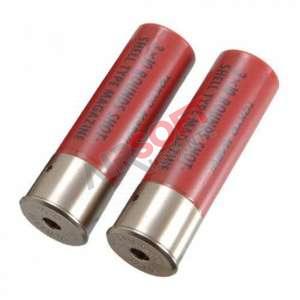 2 x Cartuchos para M870 / Breacher - Tokyo Marui - Rojos