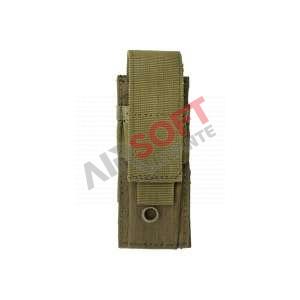 Porta Cargador simple pistola - OD