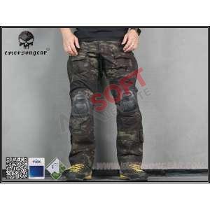 Pantalones Combate G3 EMERSON - Multicam Black