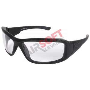 Gafas EDGE Hamel - Montura Negra - Lente Transparente