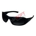 Gafas EDGE Hamel - Montura Negra - Lente Oscura