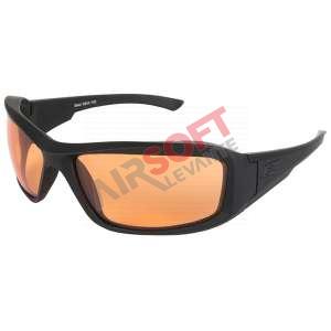 Gafas EDGE Hamel - Montura Negra - Lente Naranja