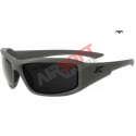 Gafas EDGE Hamel - Montura Gris - Lente Oscura
