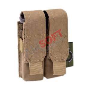 Pouch Cargador Pistola Doble Cerrado 900D PRO - Defcon 5
