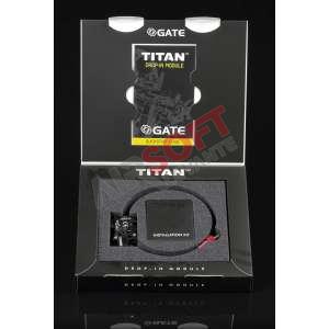 GATE Titan V2 - Basic - Cableado Trasero