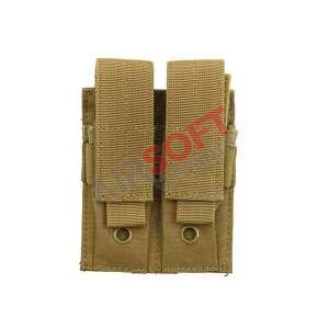 porta cargador doble pistola - 600D