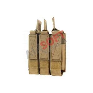 Porta Cargadores Triple Abierto - 600D