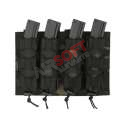 Panel Molle Completo 4x SMG - 600D
