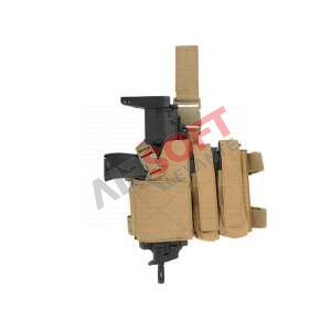 Funda Pierna SMG / MP7 - 600D