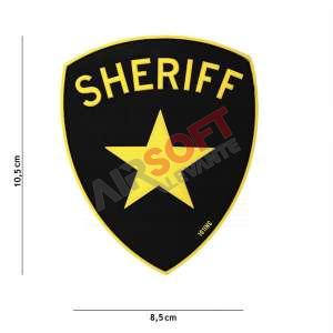 Parche PVC - SHERIFF