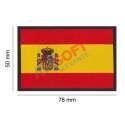 Parche Bandera Tejido Clawgear - España