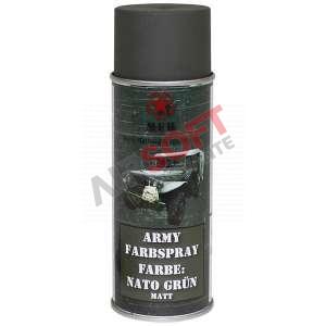 Spray Pintura armas mate - MFH