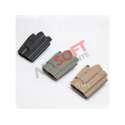 Funda Pistola KYDEX + LINTERNA G17 / G19 / G23 - FMA